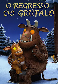 O Regresso do Grúfalo - WEBRip Dublado
