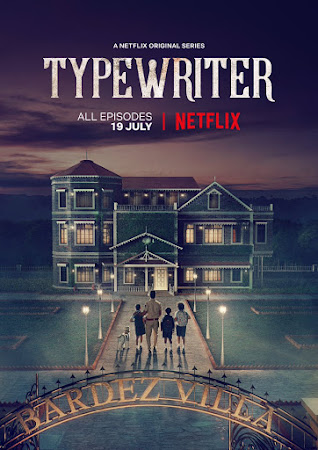 Poster Of Typewriter 2019 Watch Online Free Download