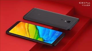 Disiapkan Untuk Gantikan Redmi Note 5 Xiaomi Bakal Hadirkan Redmi 5 Plus