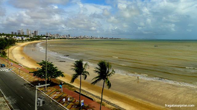 Avenida do Cabo Branco, João Pessoa, Paraíba