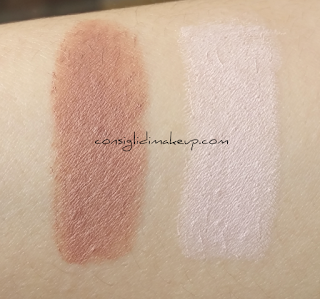 swatch contour stick wet n wild