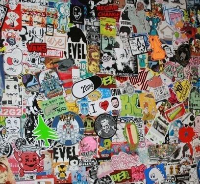 StickerFly! CSM Buzz Page: Stickertraders: Sticker Swapping