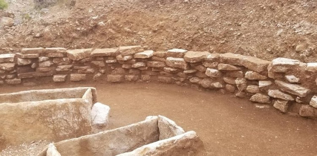 Albanian archaeologists discover over 3,500-year-old cemetery in Himara