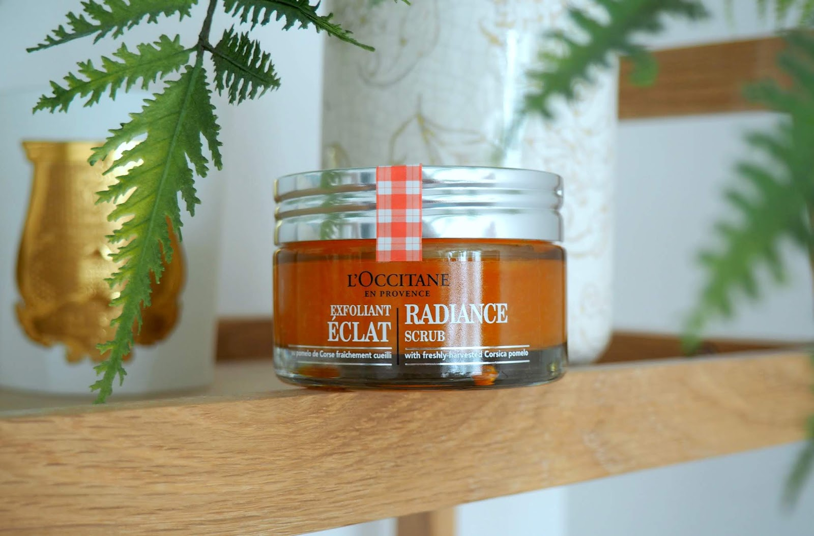 L'Occitane-Radiance-Scrub-review