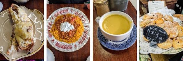 Dublin in a day: Farmhouse Cafe on Long Mile Road near Drimnagh Castle