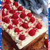 White Chocolate Raspberry Loaf Cake!