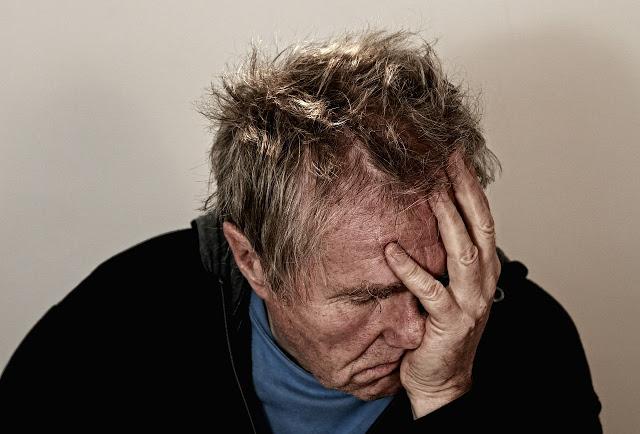 recognizing depression in men, male depression,