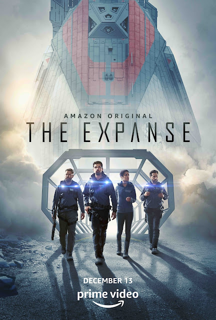 Póster 4T de 'The Expanse'