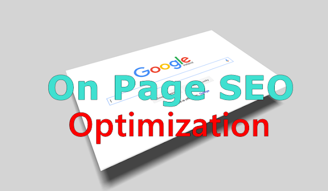 One page seo optimization tips