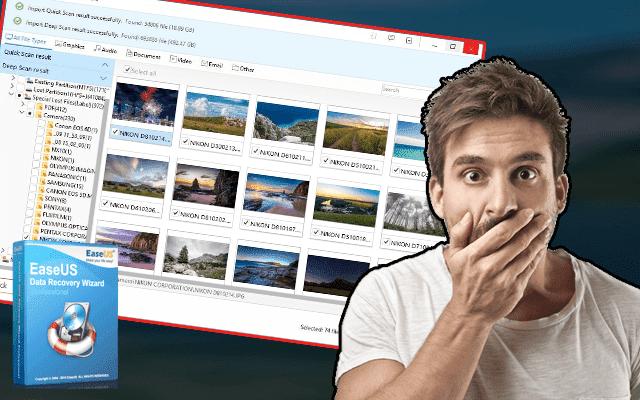 إليك أفضل برنامج مجاني يسترجع ملفاتك حتى و إن حذفتها في القرن الماضي !!