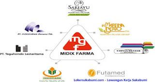 Lowongan Kerja PT Midix Graha Farma Sukabumi Terbaru
