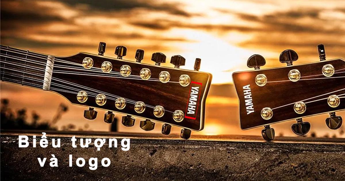 Biểu tượng và logo Cách nhận biết đàn guitar yamaha