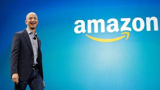 Amazon Perusahaan Terkaya di Dunia