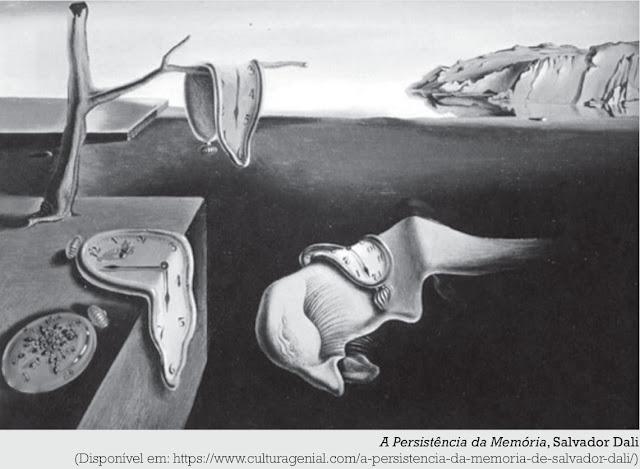 A Persistência da Memória, Salvador Dali