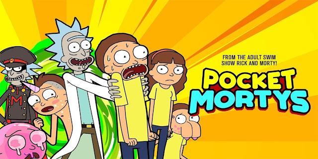 Rick & Morty: Pocket Mortys
