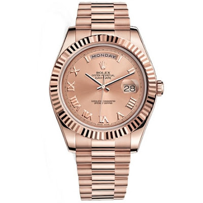 Pajak Rolex Day-Date-II-President-Pink-Gold-Complete-Set RM70,000