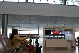 aeroporto uruguai montevideo