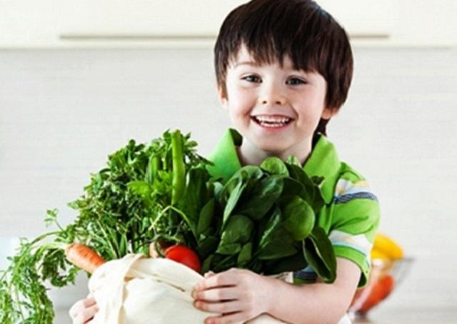 Cara Ini Bisa Mengatasi Anak Susah Makan Buah dan Sayur!