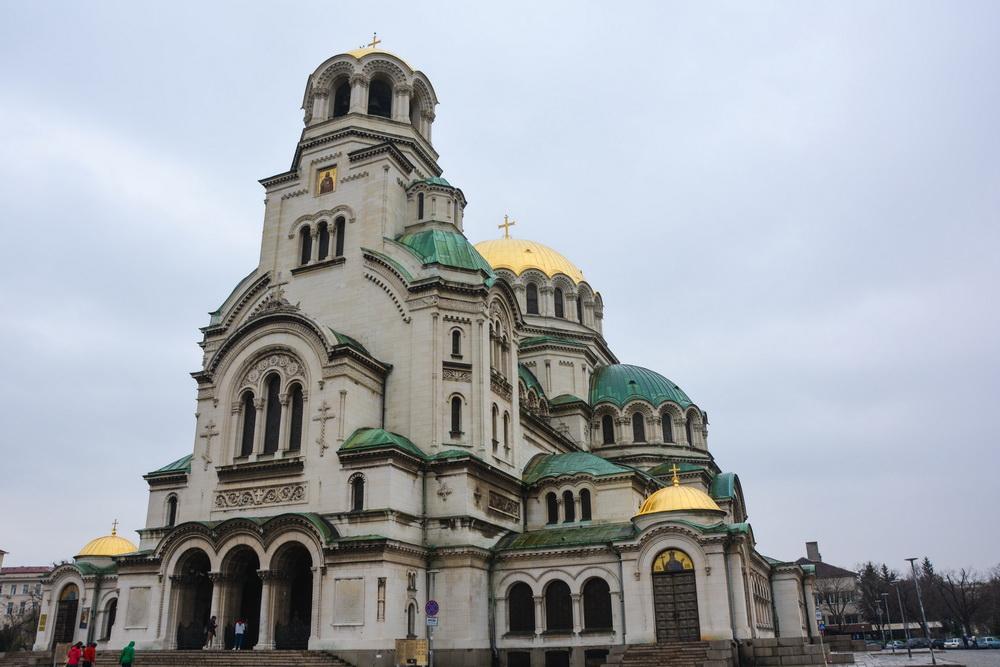 Cathedral Saint Alexandar Nevski