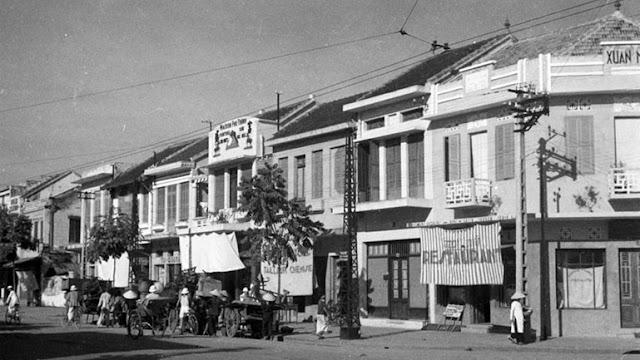 Phố Huế Hà Nội ngày xưa