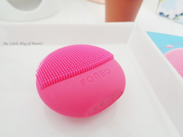 Foreo Luna Play facial cleansing device
