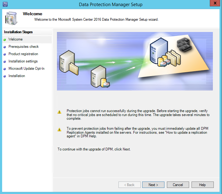 Experiences of a Sri Lankan IT Pro: Upgrading System Center Data