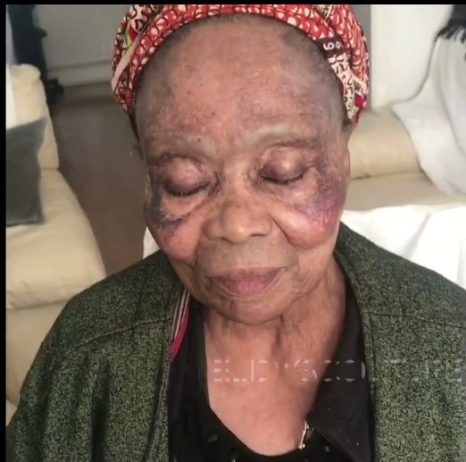 Makeup Transforms 89-Year-Old Grandmother Into A Beauty. See Before & After Photos2