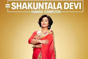 Filmygod illegally leaks Shakuntala Devi Movie Online