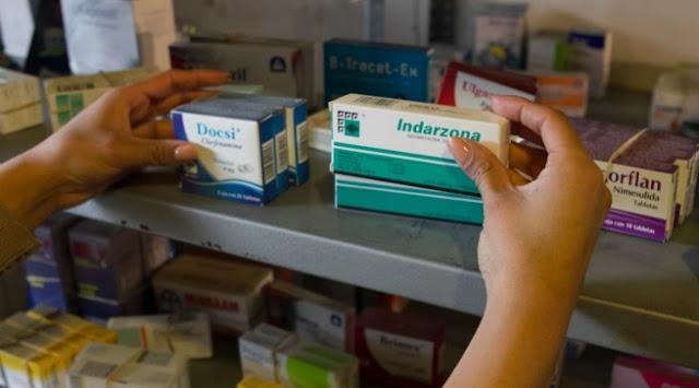 Medicamentos, farmacia