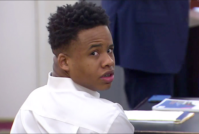 Rapper TayK who is already serving 55 years in prison is indicted for second murder