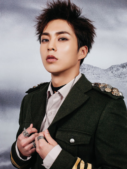"Simak Teaser XIumin EXO untuk Album ""Don't Mess Up My Tempo"""
