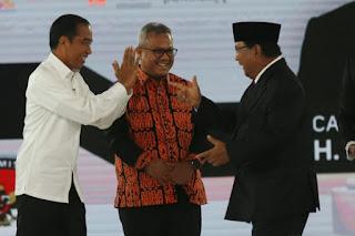 Ketua KPU Arief Budiman Dinyatakan Positif Covid-19, Masih Ngotot Pilkada Serentak?