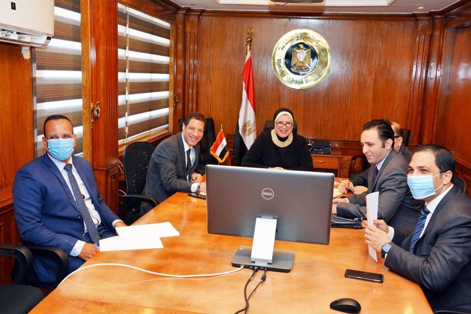 جامع ونون•• يستعرضان ••مستقبل التعاون الاقتصادى بين البلدين•• والاستثمارات الألمانية بالسوق المصرى
