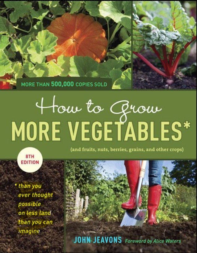 How to Grow More Vegetables 8th Edition in pdf