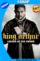 El Rey Arturo: La Leyenda de la Espada (2017) Latino HD 1080P - 2017
