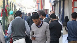 4G Mobile internet services are beings restored in J&K