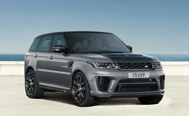 2021 Land Rover Range Rover Sport Review
