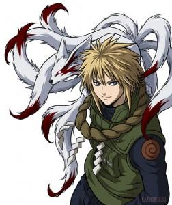 Dalam Serial Manga Dan Anime Naruto Minato Namikaze Juga Dikenal Sebagai Hokage Keempat Yondaime Atau