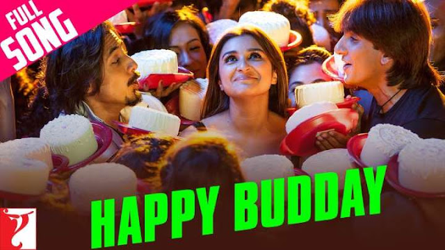 Happy Budday Song Lyrics