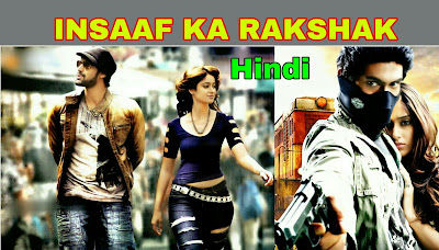 Insaaf Ka Rakshak Hindi Dubbed Movie download filmywap