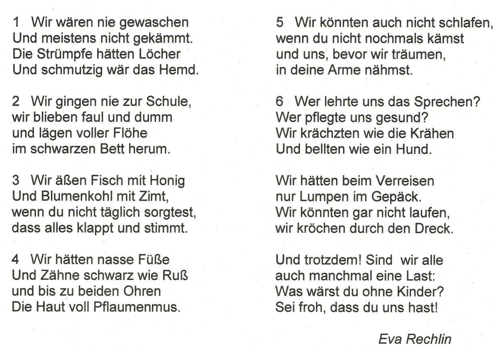 Gv Lichtenstein Zum Muttertag 2018 Dank An Die Mutter