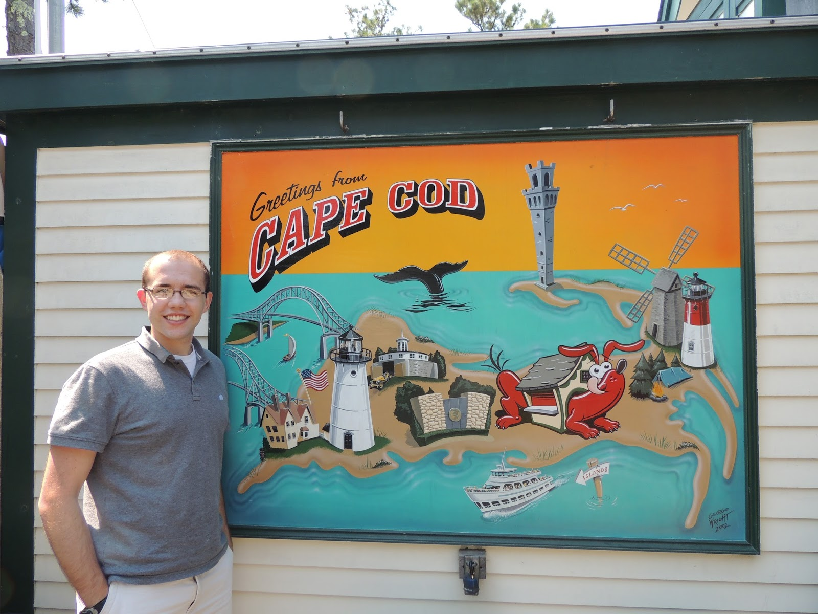 Erin Loves Brad: Southerners on Cape Cod: The Eats