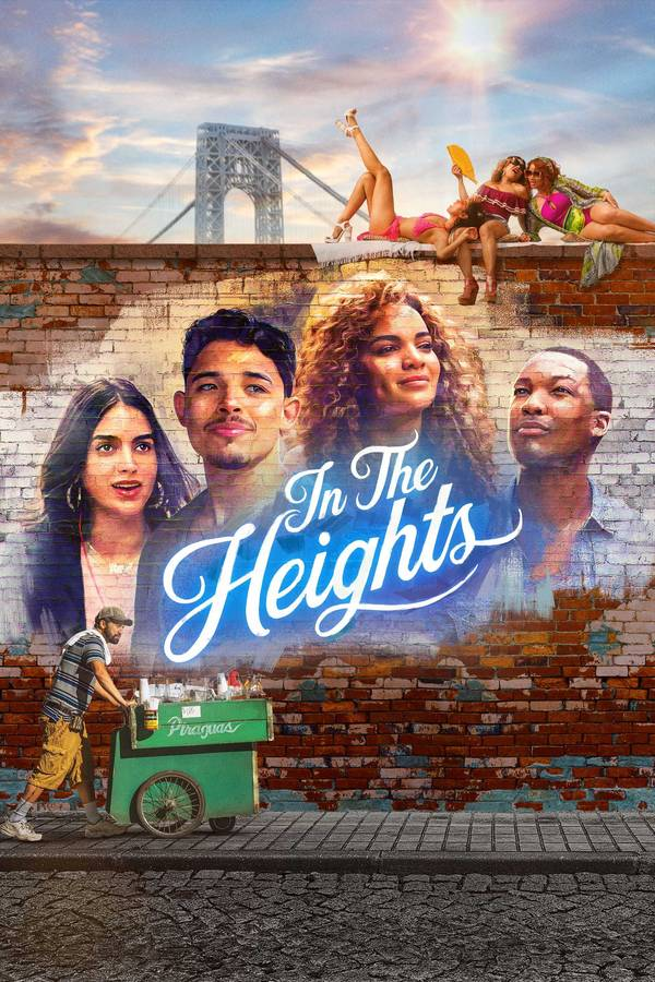 In The Heights (2021) HMAX WEB-DL 1080p Latino