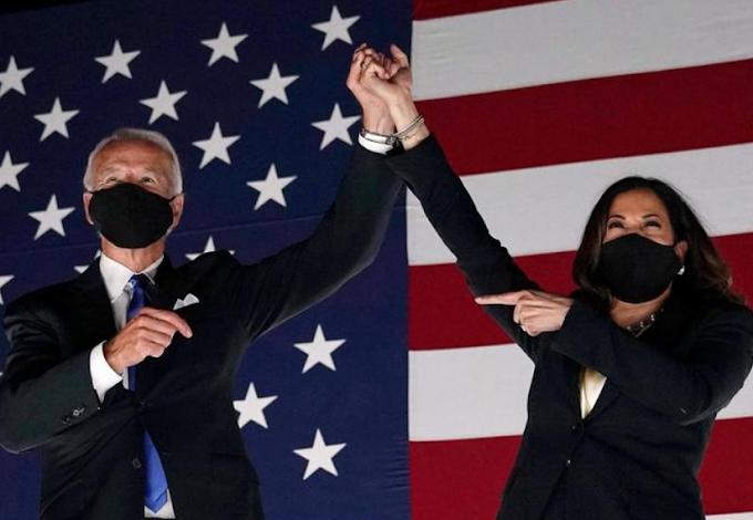 Elezioni Usa, Biden: ''Sarò il presidente di tutti, l'America avrà un nuovo volto''
