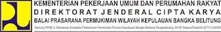 Balai Prasarana Permukiman Wilayah Kepulauan Bangka Belitung