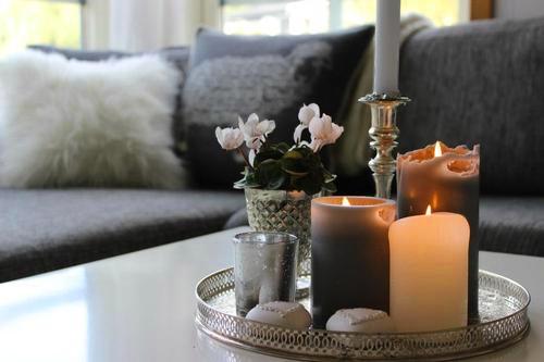 Zo maak je de woonkamer klaar voor het najaar - Houten interieurdecoratie ...