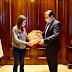 Raverta visitó Santiago del Estero para seguir incorporando chicos y chicas a la AUH