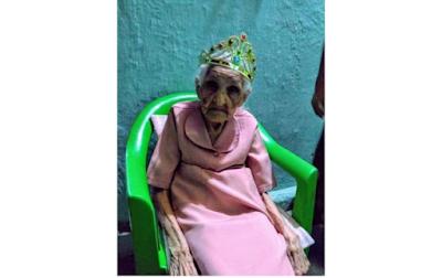 Moradora de Delmiro Gouveia completa 104 anos de idade