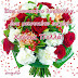 Κάρτες Με Ευχές Ονομαστικής Γιορτής Εικόνες Με Λουλούδια