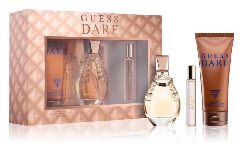 Guess Dare set cadou I. pentru femei la pret mic oferta